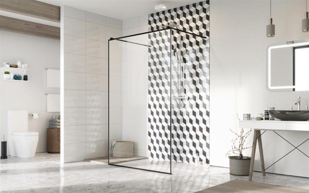 wolnostojąca kabina prysznicowa Warszawa